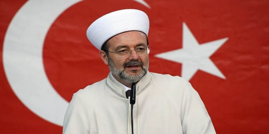 Mehmet Görmez'den Körfez Monarşilerine Yusuf El-Karadavi Tepkisi