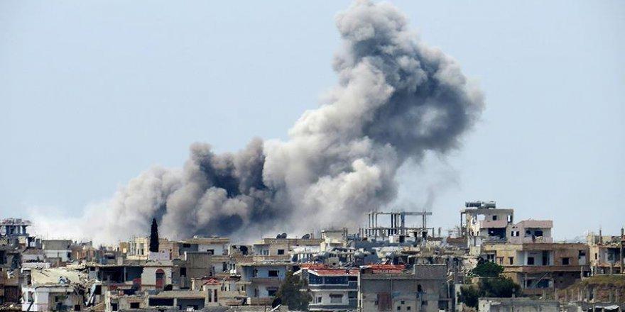 Esed Rejimi 'Çatışmasızlık Bölgeleri'nde 106 Sivili Katletti