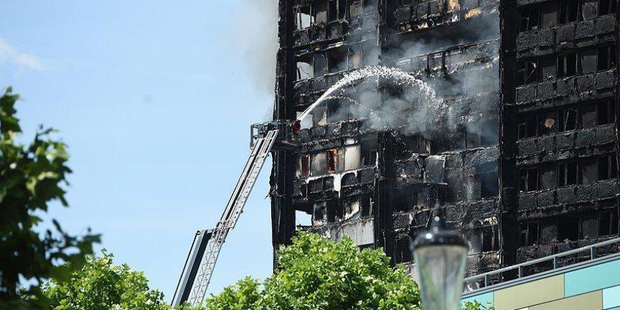 Londra'daki Yangında Ölü Sayısı Artıyor