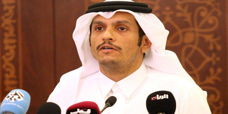 Katar: Vesayeti Kabul Etmeyeceğiz!