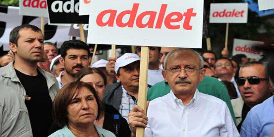 Kılıçdaroğlu Diyor Diye Adalet Sorunumuz yok mu?
