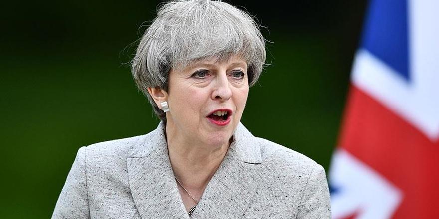 Fetih'ten İngiltere Başbakanı May'e Balfour Tepkisi!