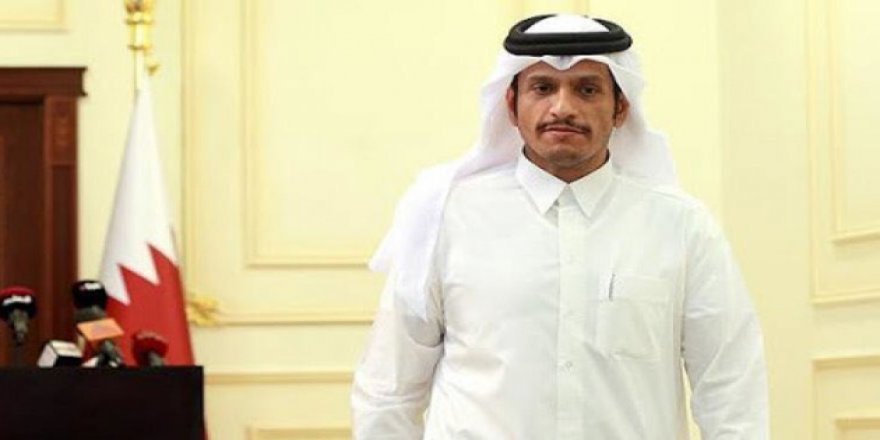 Katar'dan Masaya Oturmak İçin Yaptırım Şartı