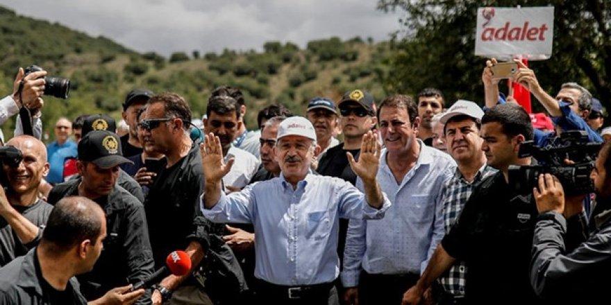 'Adalet Yürüyüşü'nde Kalp Krizi Geçiren Vatandaş Hayatını Kaybetti