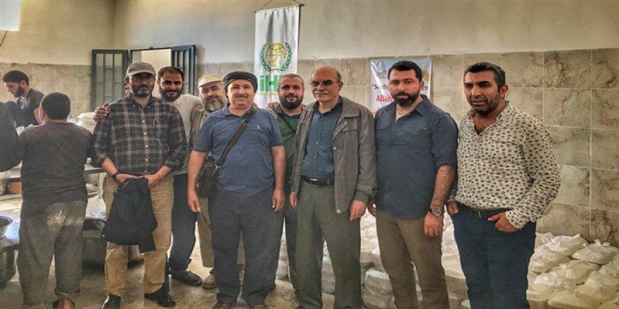 Ramazan Sevincini Suriye'de Kardeşlerimizle Paylaştık!