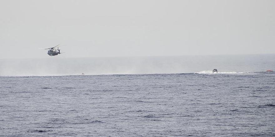 """""""Akdeniz'de En Az 126 Göçmeni Taşıyan Bot Battı"""""""