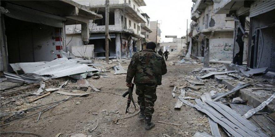 Esed Rejimi Dera ve Şam'da Saldırı Başlattı