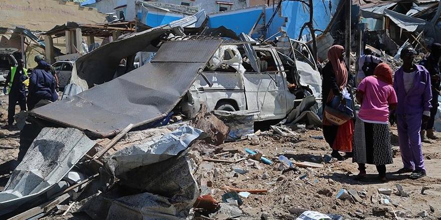 Somali'de Bombalı Saldırı: 15 Kişi Yaşamını Yitirdi