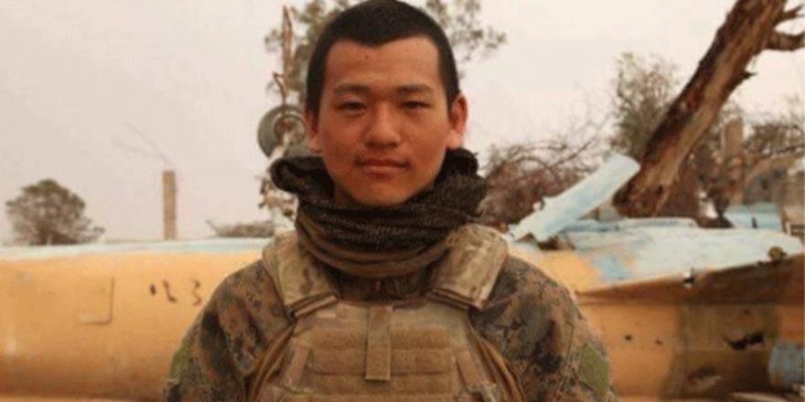 PYD/YPG Saflarında Bir Japonya Vatandaşı!