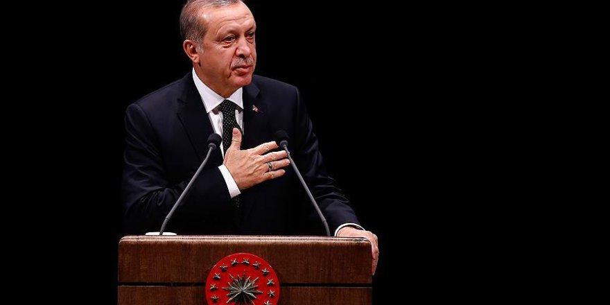 Cumhurbaşkanı Erdoğan Bayram Namazında Rahatsızlandı