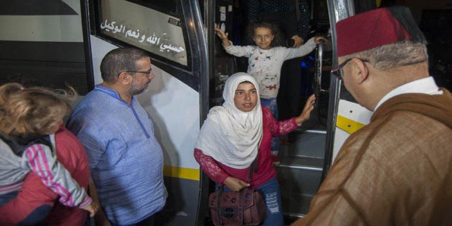 Fas, Cezayir Sınırındaki Suriyeli Sığınmacıları Ülkeye Kabul Etti