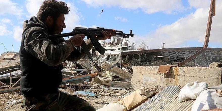 Direnişçilerden Kuzey Halep'te Operasyon: 20 Ölü