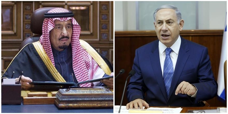 """İsrail'den Suudi Arabistan'a """"İlişkileri Başlatalım"""" Çağrısı!"""