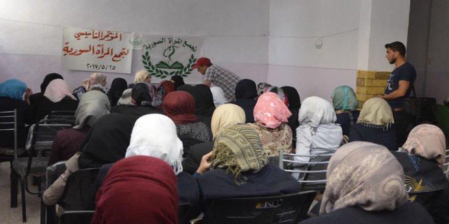 İdlib'te Kadınlar Geleceklerini İnşaya Çalışıyorlar!