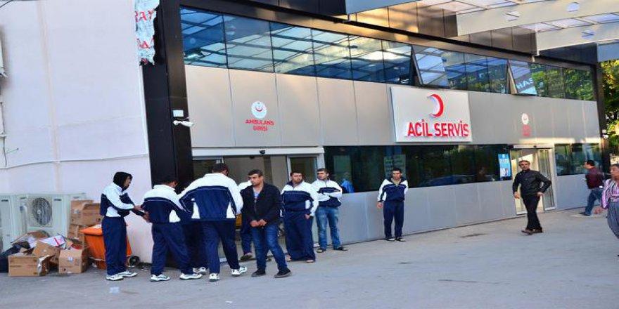 Bursa'da Zehirlenen 10 Asker Hastaneye Kaldırıldı