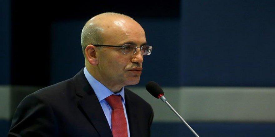 Mehmet Şimşek'ten Ekonomi Açıklaması