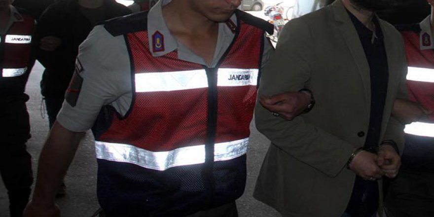 Maçka İlçe Jandarma Komutanı FETÖ'den Gözaltına Alındı