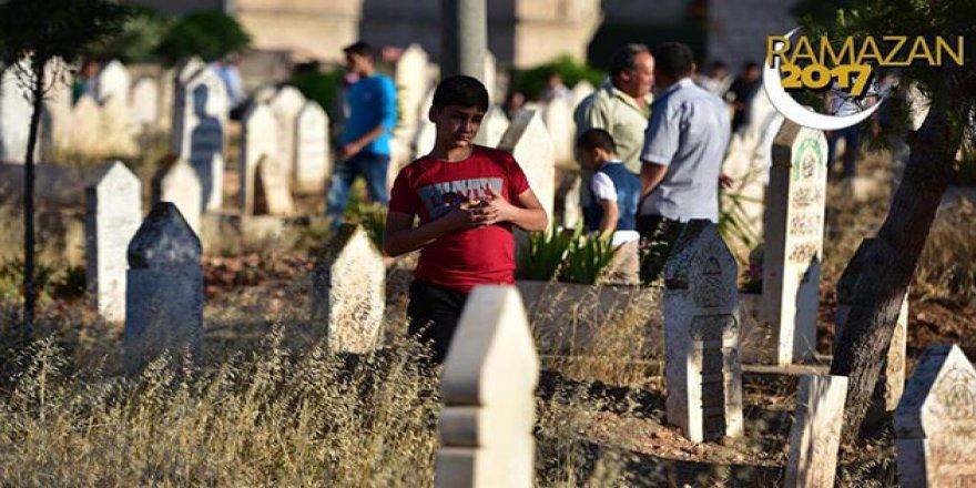 Suriye'de 4 Yıl Aradan Sonra Saldırısız İlk Bayram