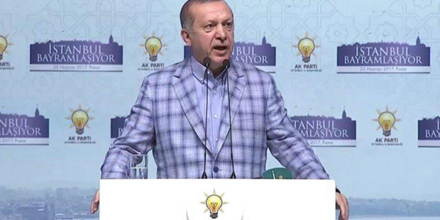Erdoğan: NATO'nun Yeniden Gözden Geçirilmesi Lazım