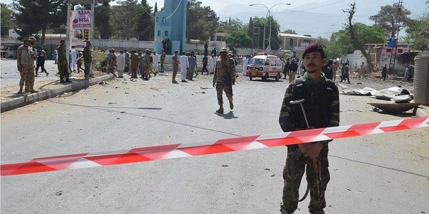 Pakistan'da Petrol Tankeri Devrildi: 148 Ölü