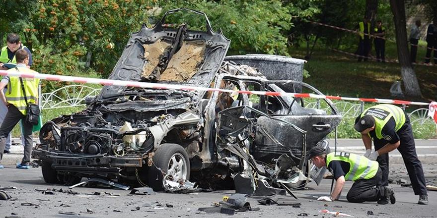 Ukrayna'da Saldırı: Askeri İstihbarat Görevlisi Öldü