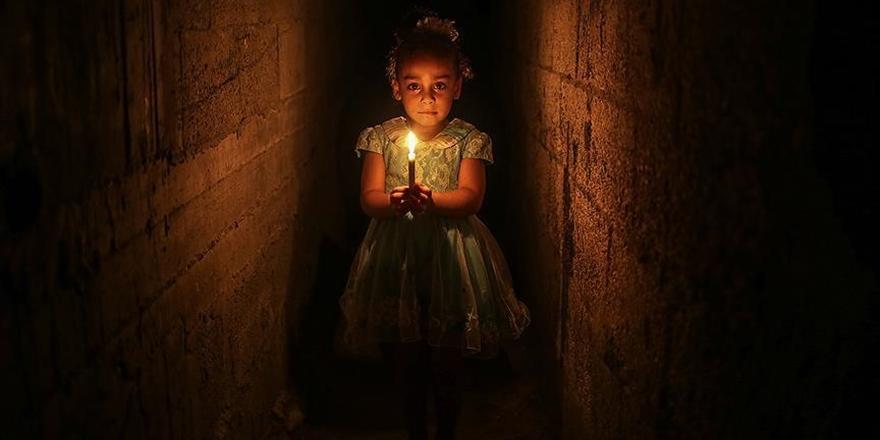 Gazze'de Elektrik Kesintileri Günde 20 Saati Buluyor!