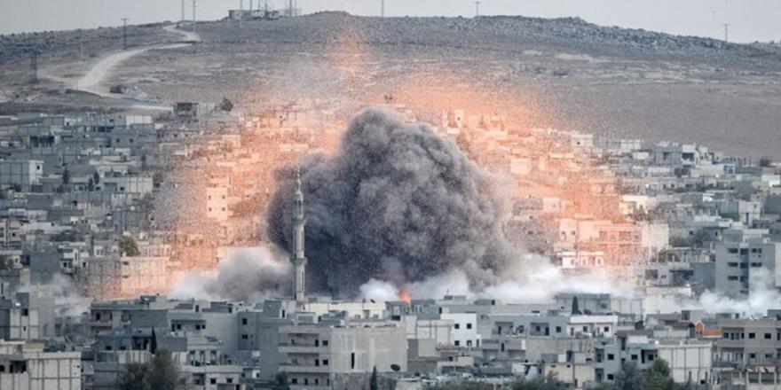 ABD, Suriye'de Yine Sivilleri Vurdu!