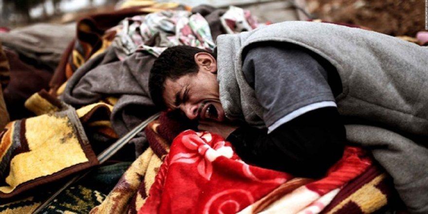 BM: Rakka'da En Az 173 Sivil Katledildi