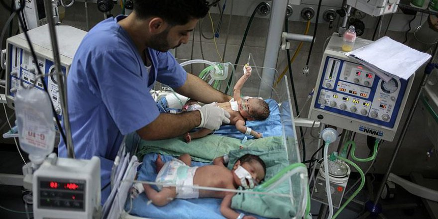 Gazze Ablukası Daha 2 Çocuğun Ölümüne Neden Oldu