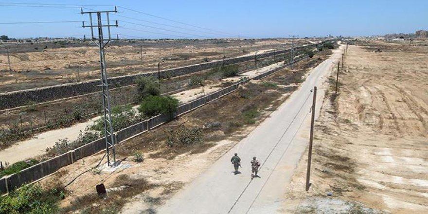 Mısır - Gazze Şeridi Sınırına Tampon Bölge
