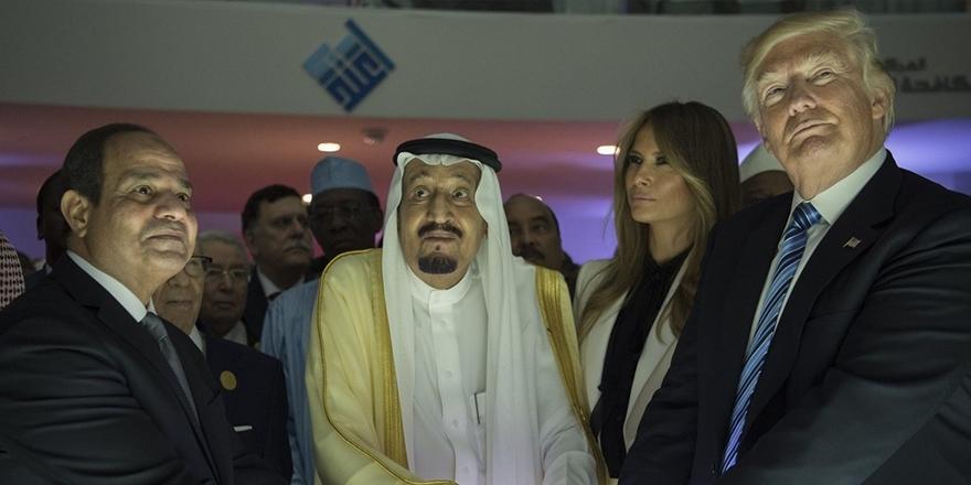 Donald Trump'tan Ortadoğu Ülkelerine Tehdit