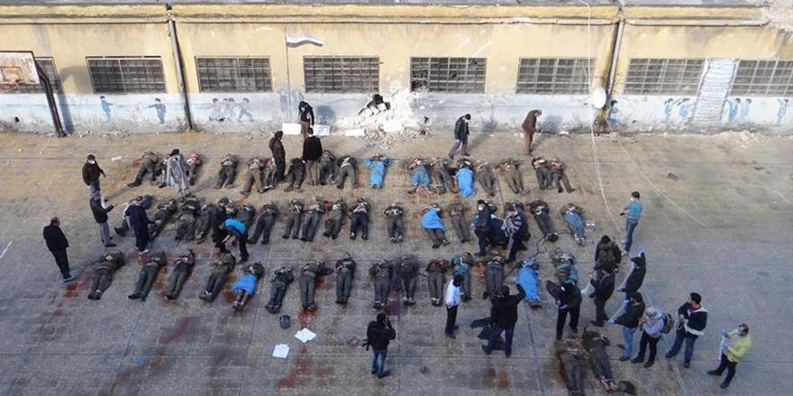 """""""Suriye'de 10 Ayda En Az 206 Kişi İşkence Sonucu Öldü"""""""