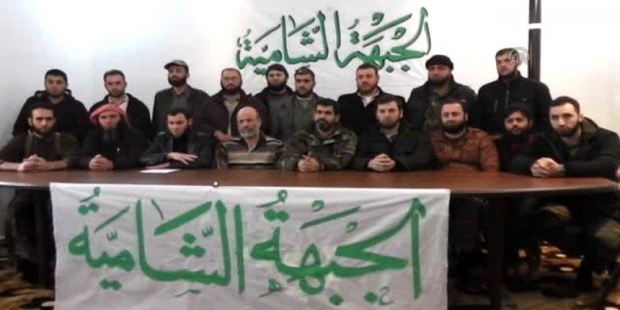 """Cephetu'ş-Şamiyye """"Fırat Kılıcı""""na Katılma Kararı Aldı"""