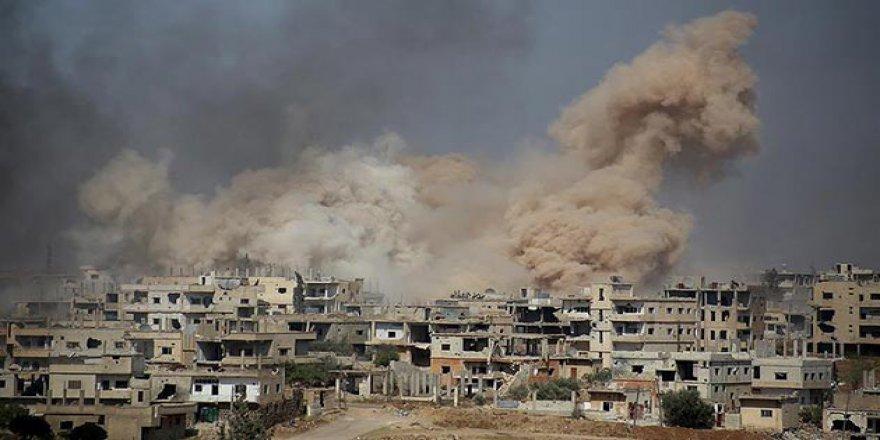 Suriye'de Son 6 Ayda 5 Bin 381 Sivil Katledildi