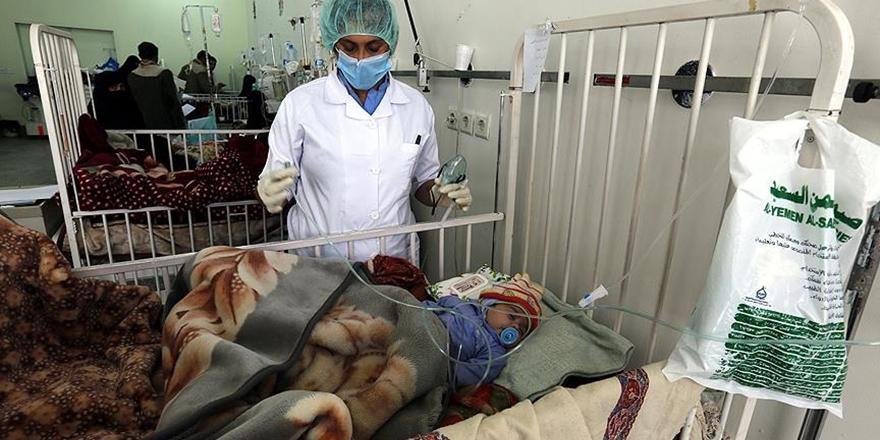 Yemen'deki Kolera Salgını: Can Kaybı Sayısı Bin 992 Oldu!
