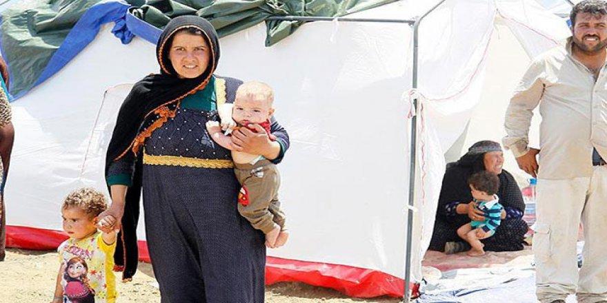 Lübnan'daki Suriyeli Mülteciler Bir Kez Daha Evsiz