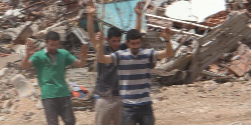 Silopi'de PKK'dan Kaçan 6 Kişi Teslim Oldu!