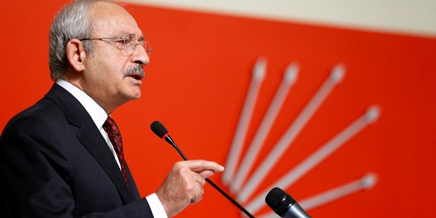 Kılıçdaroğlu Toplumu Suriyeli Muhacirlere Karşı Kışkırtmayı Sürdürüyor!