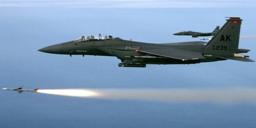 ABD'den Somali'ye Hava Saldırısı