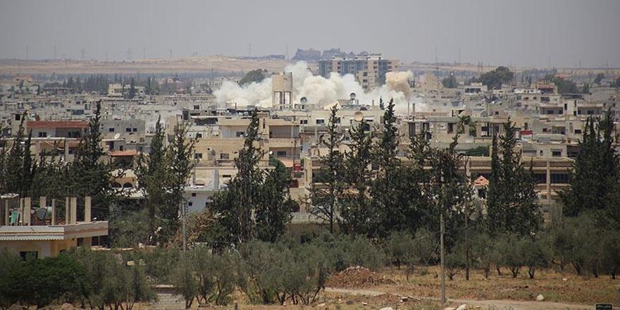 Suriye'nin Güneyindeki Sözde Ateşkesin Süresi Uzatıldı!