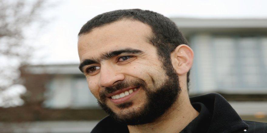 10 Yıl Guantanamo'da İşkence Gören Ömer Khadr'dan Özür Dilediler
