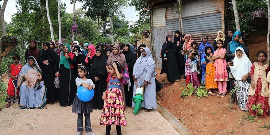 Sri Lanka'da Şehit Halil Kantarcı Yetimhanesi Hizmete Açıldı
