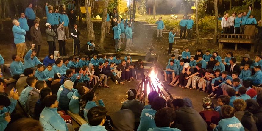 Özgür-Der Orta ve Lise Gençliği'nin Kampı Sona Erdi