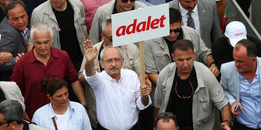 İktidarın Tavrı Kılıçdaroğlu'nun Eylemini Güçlendirmedi mi?