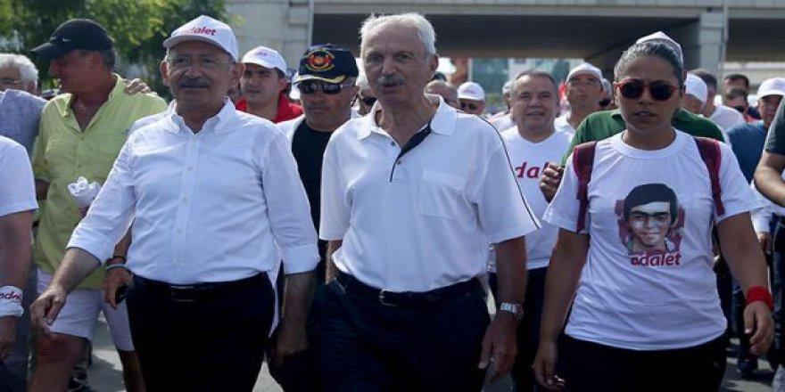 Yürüyüş: Kılıçdaroğlu'nun Bagajları