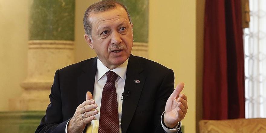 Erdoğan'dan ABD'ye: S-400 Almak Niye Endişe Verici Olsun?