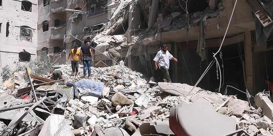 """""""Doğu Guta'da İki Ayda En Az 151 Sivil Öldürüldü"""""""