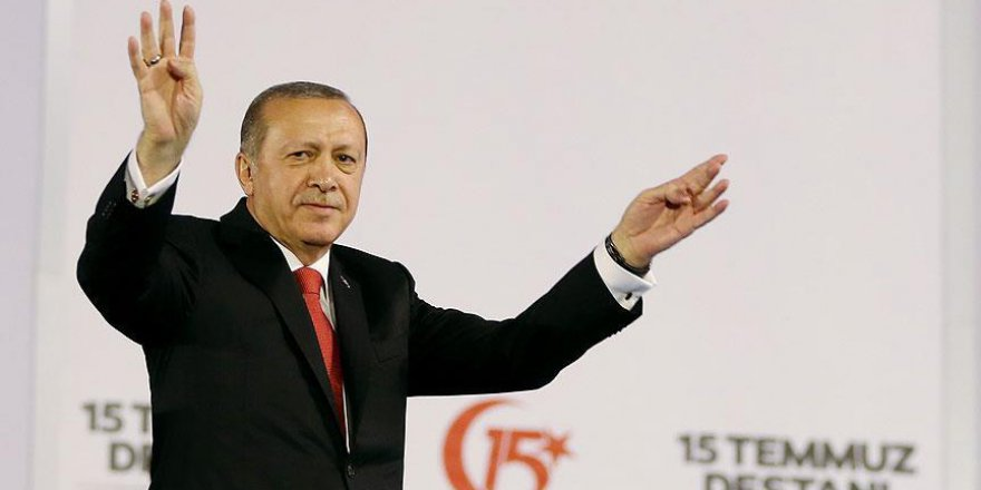 """Erdoğan: """"Bunları Mahkemeye Tek Tip Elbise ile Çıkaralım"""""""