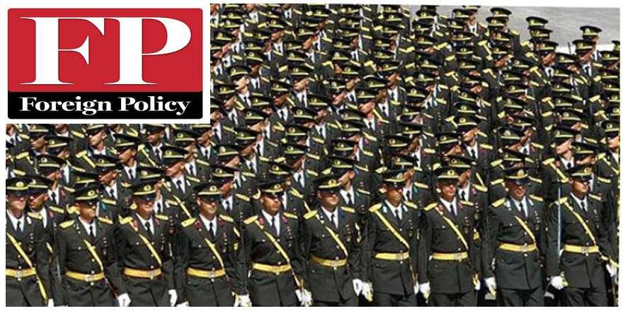 ABD Dergisi Foreign Policy'de Perinçek-Erdoğan Analizi(!)