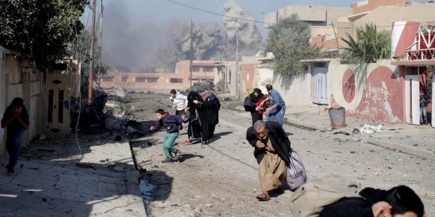 Af Örgütü Musul'da Gerçekleşen Sivil Katliamına Dikkat Çekiyor!